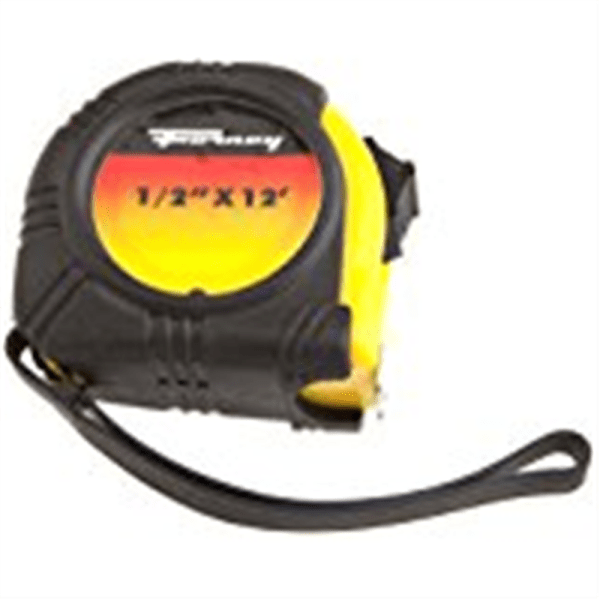 Forney 70305 Tape Measure English And Metric 1 2 12 Feet