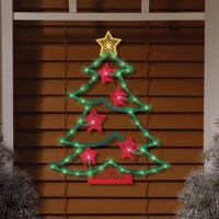 christmas light up window decorations | www.indiepedia.org