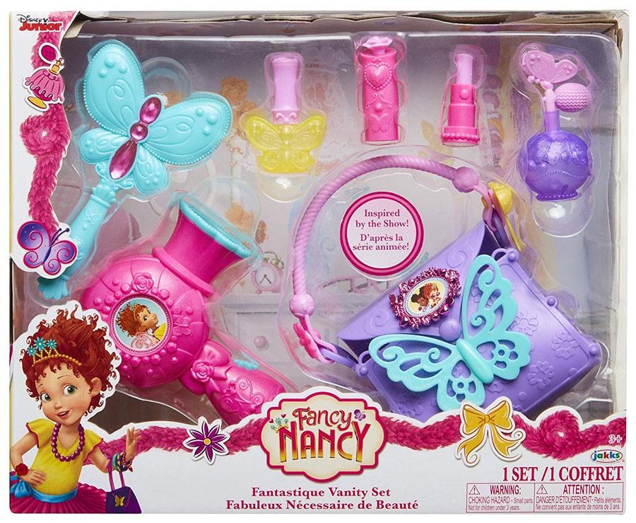 Disney Junior Fancy Nancy Fantastique Vanity Set Walmart