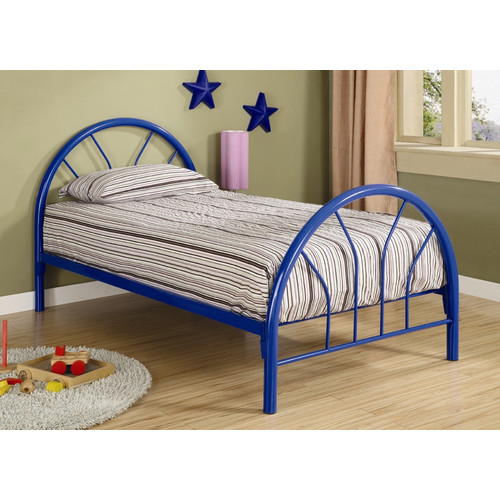 Wildon Home Fairbanks Twin Slat Bed