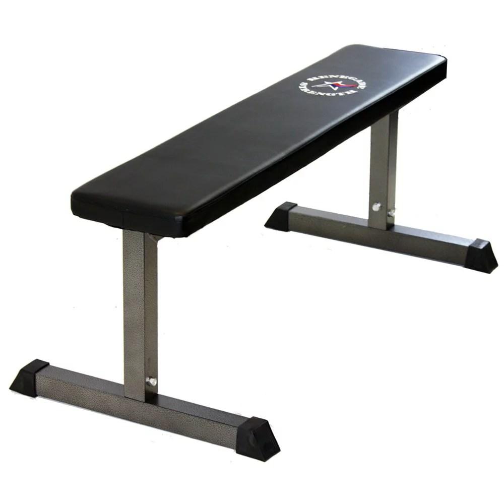 Troy Renegade Flat Workout Bench Walmart Com