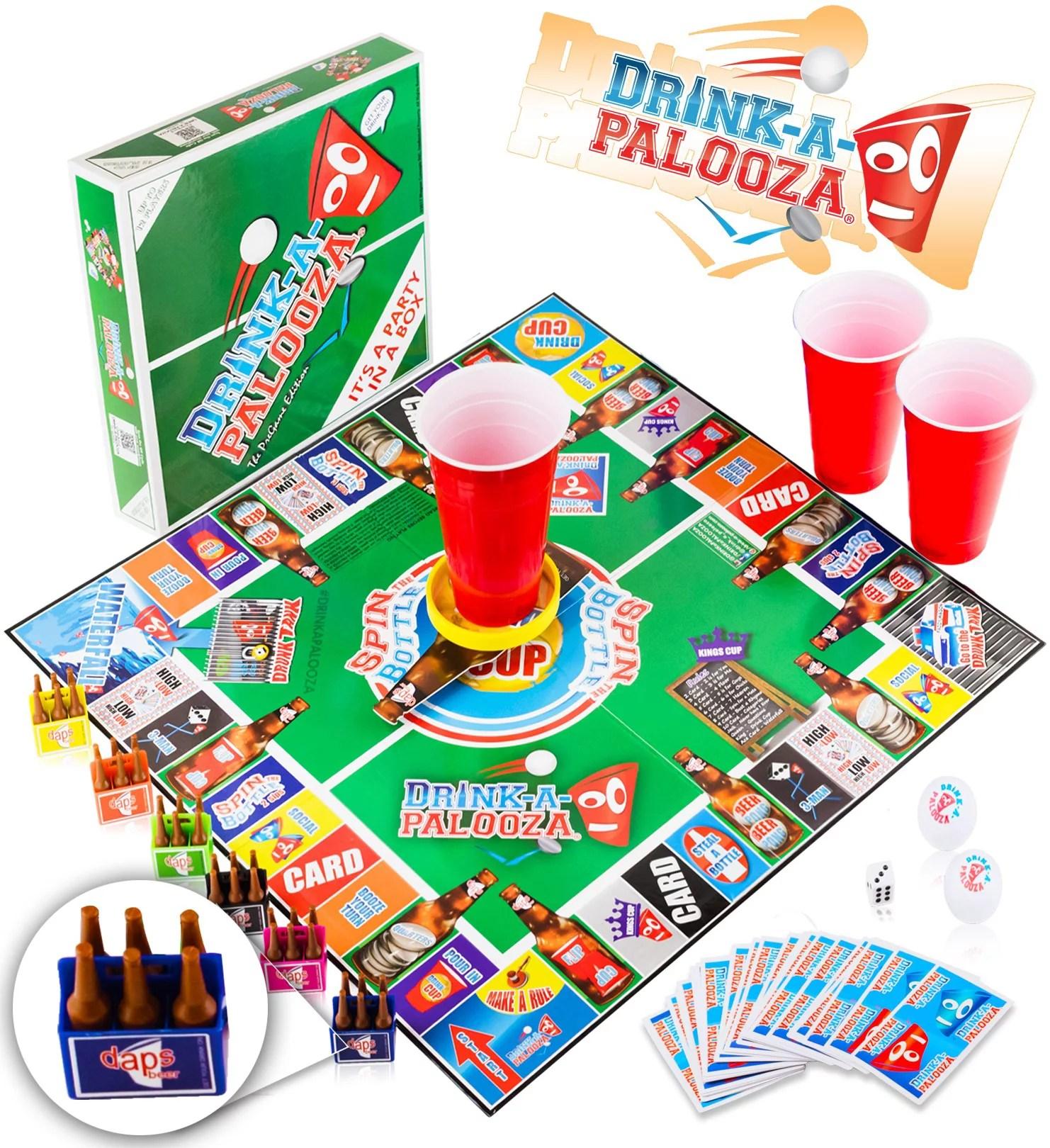 drink a palooza game