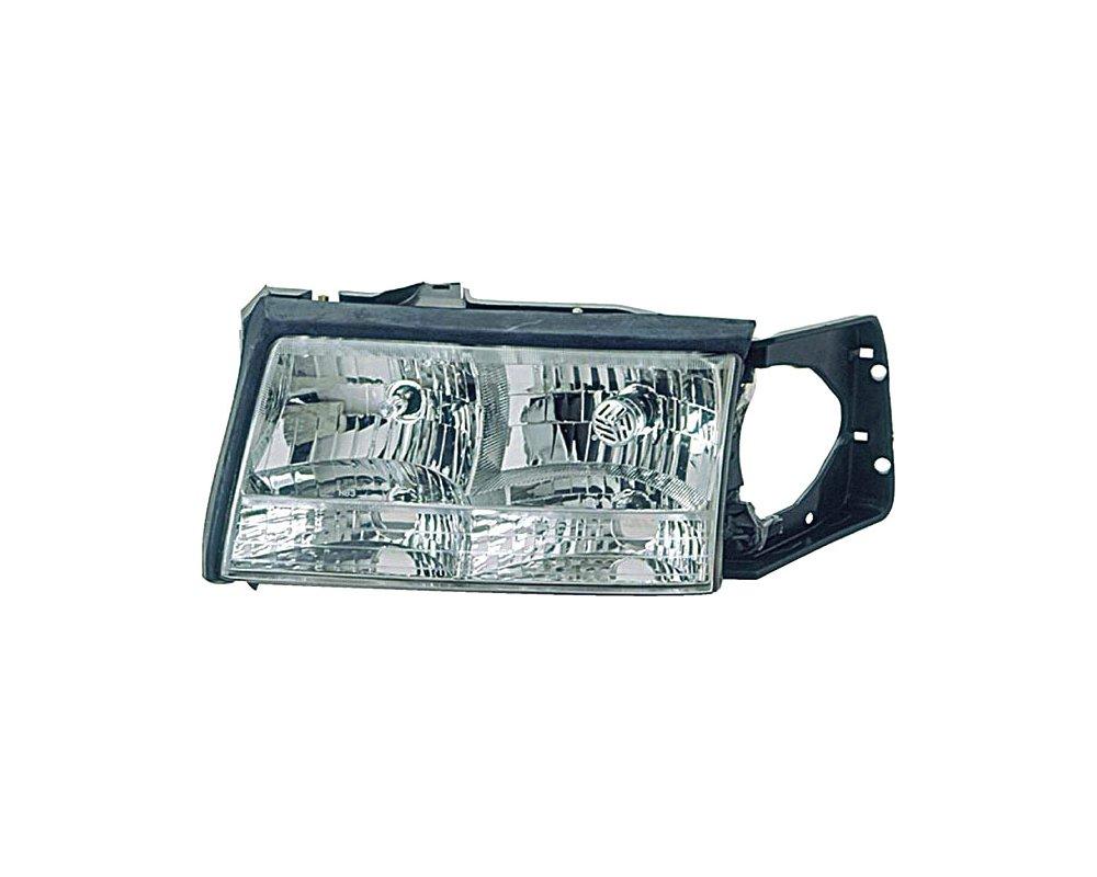 medium resolution of 1997 cadillac deville headlight