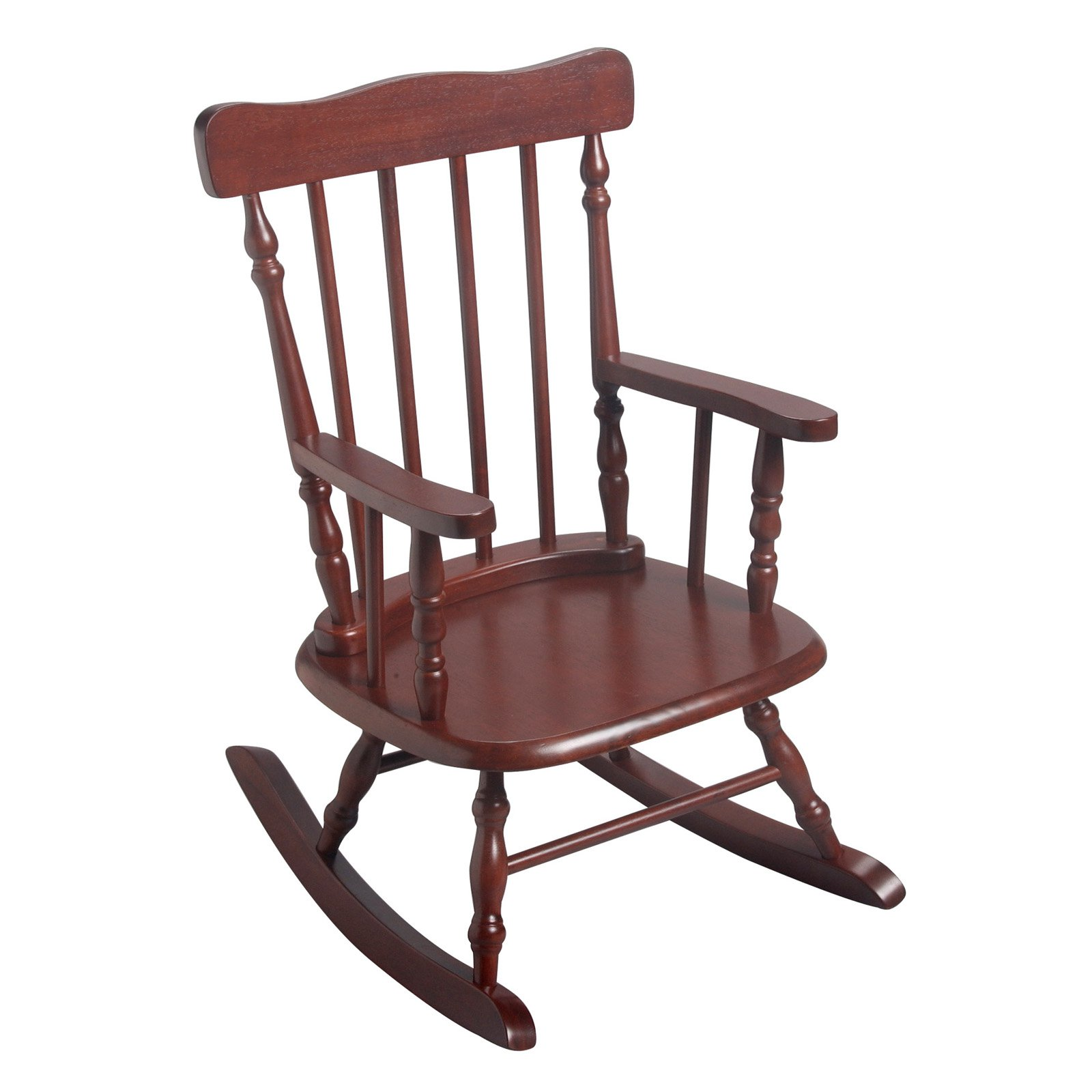 Child Wooden Rocking Chair Gift Mark Childrens 3700 Rocking Chair Cherry
