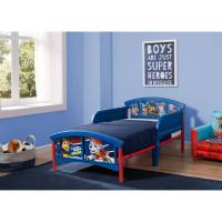 Nick Jr. PAW Patrol Plastic Toddler Bed Top Quality ...
