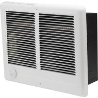 Cadet Com-Pak Twin 240 Volt 4,000 Watt White Wall Heater ...