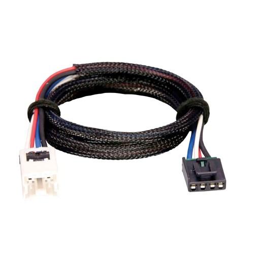 small resolution of tekonsha 3050 p trailer brake control wiring harness 2 plugs nissan walmart com