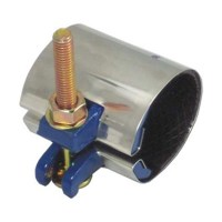 Repair Clamp, Pipe Size 1 1/2 In, 3 In L - Walmart.com
