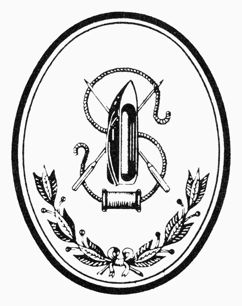 Singer Sewing Machines Ntrademark Symbol For Singer