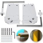 Vevor Murphy Wall Bed Springs Mechanism Hardware Kit King Or Queen Size Vertical Walmart Com Walmart Com