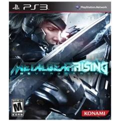 Walmart Kitchen Decor Lg Appliance Packages Metal Gear Rising: Revengeance (ps3) - Pre-owned Walmart.com