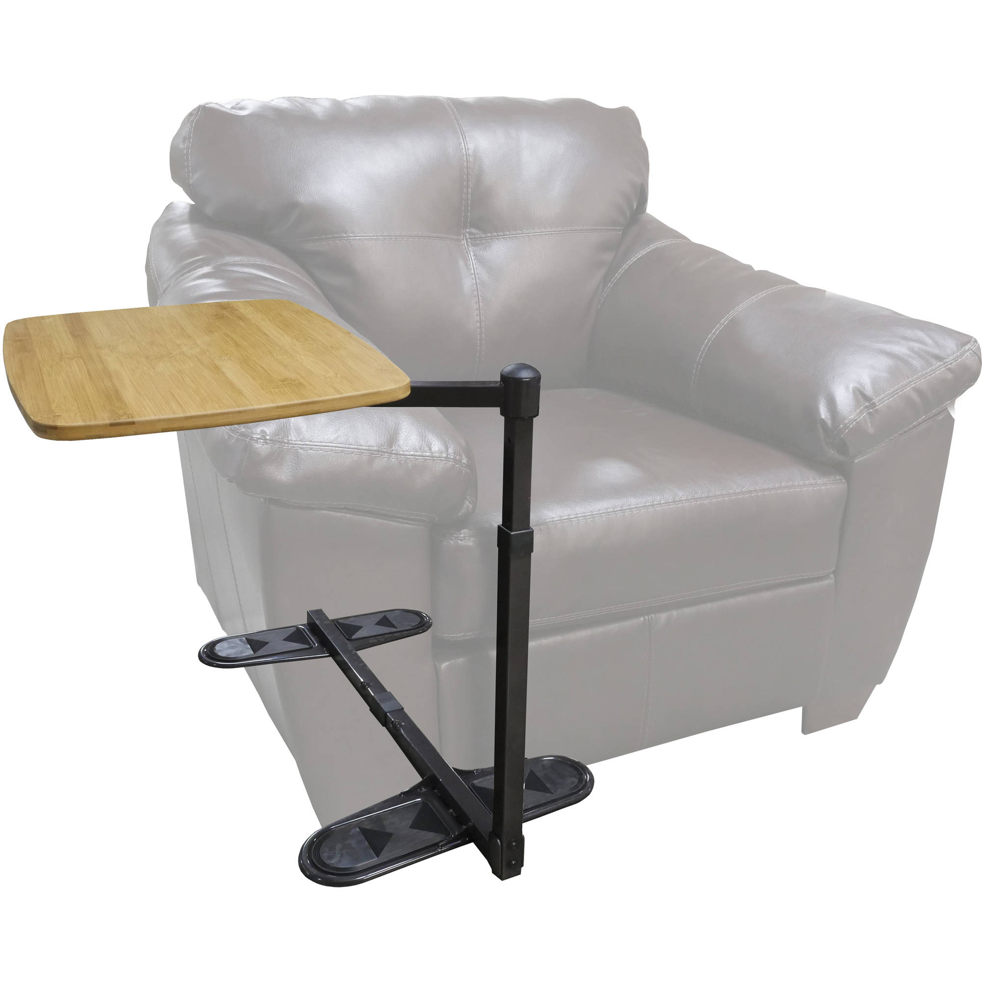 Adjustable Swivel Table Laptop Stand Computer Living Room