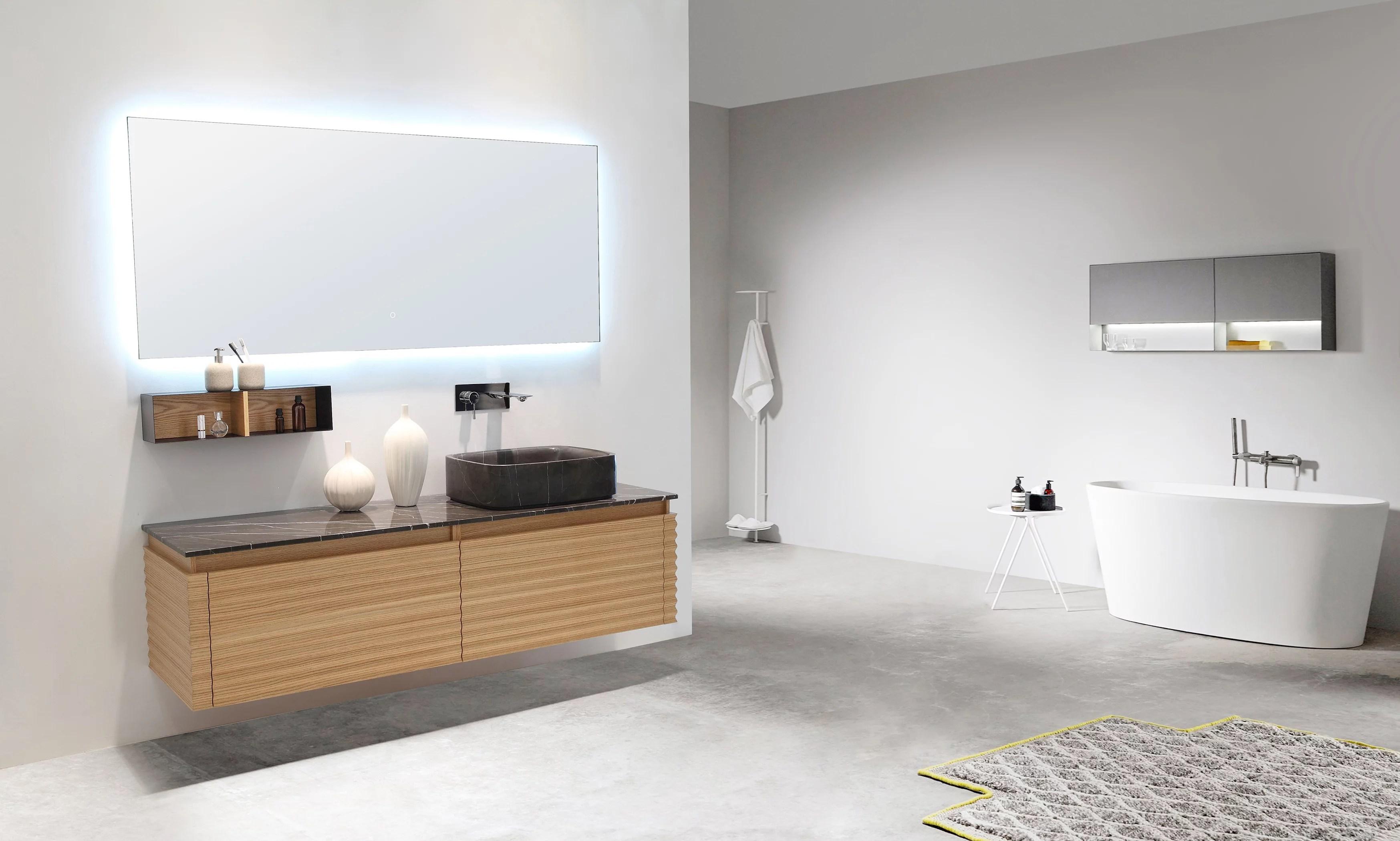ocala 60 maple wall mount bathroom vanity right sink walmart com