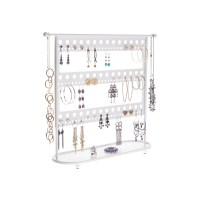 Large Earring Holder Stand Jewelry Organizer Display Tree ...