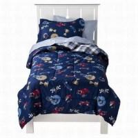 Circo Full Bed in a Bag Vintage Cars Boys Comforter Set ...