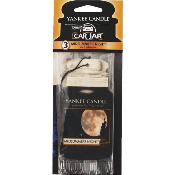 Yankee Candle Midsumnite Car Air Freshener 1114285