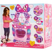 Minnie Mouse Kitchen Disney Bow Tique Sweet Surprises Toys