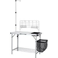 Ozark Trail Portable Camp Kitchen and Sink Table with ...