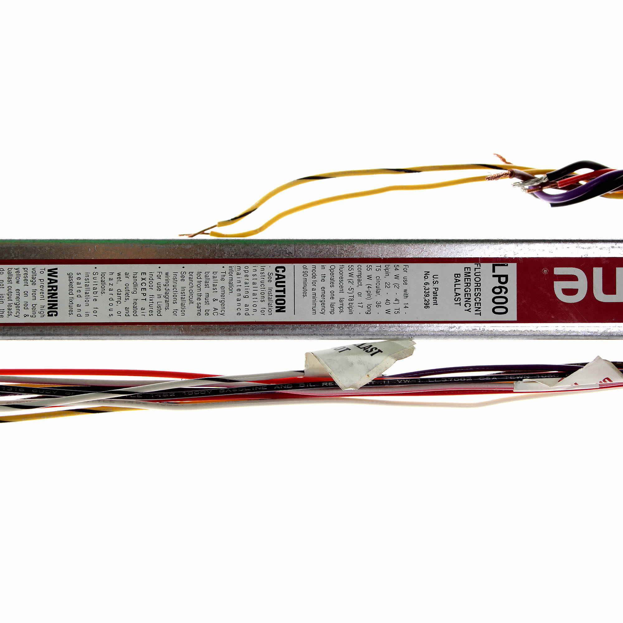 hight resolution of bodine lp600 linear fluorescent emergency ballast walmart combodine lp600 emergency ballast wiring diagram 14