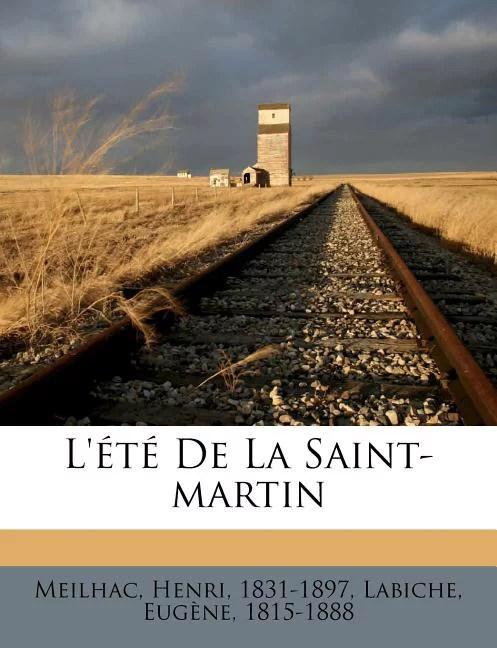 L'été De La Saint Martin : l'été, saint, martin, L'Ete, Saint-Martin, Walmart.com