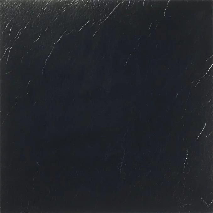 achim nexus 12 x12 1 2mm peel stick vinyl floor tiles 20 tiles 20 sq ft black walmart com