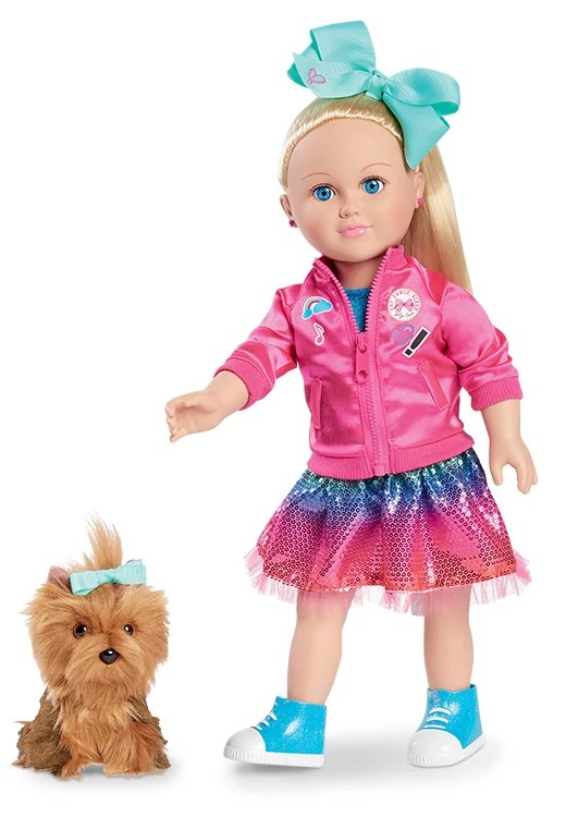 My Life As 18in Doll JOJO With Plush