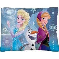 "Disney Frozen ""Frozen in Time"" Bed Pillow - Walmart.com"