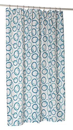 extra long shower curtain 78 inch long fabric shower curtain liner set with hooks rings for bathroom 72 x 7