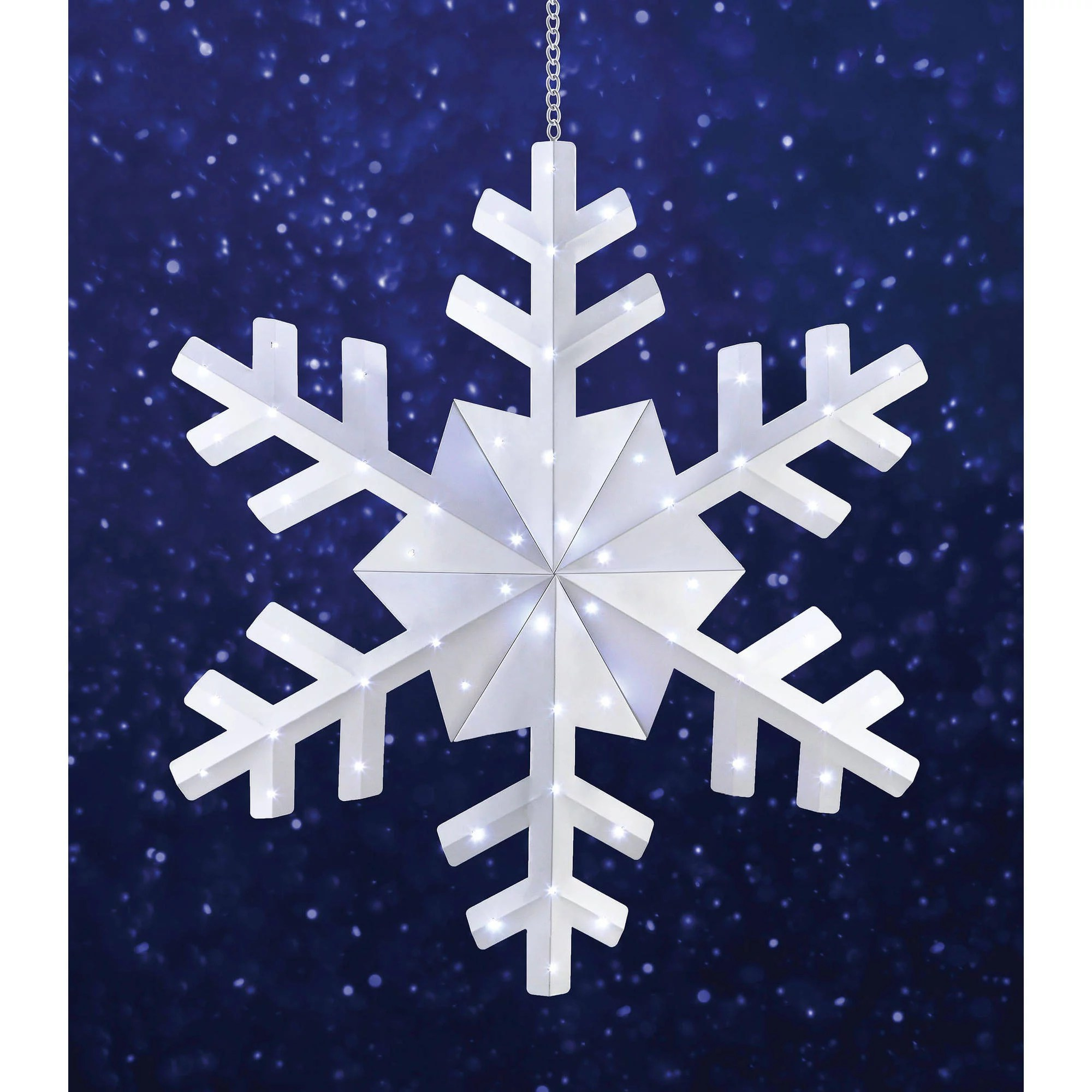 Christmas Snowflake Outdoor Decorations