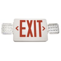 Barron Lighting Exitronix Exit/LED Emergency Combo Light