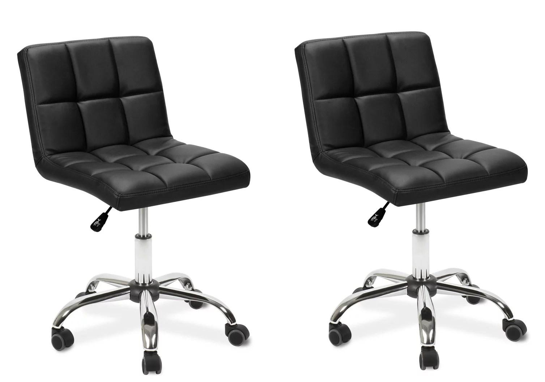 Esthetician Chair Technician Stool 2 TOTO BLACK Pneumatic