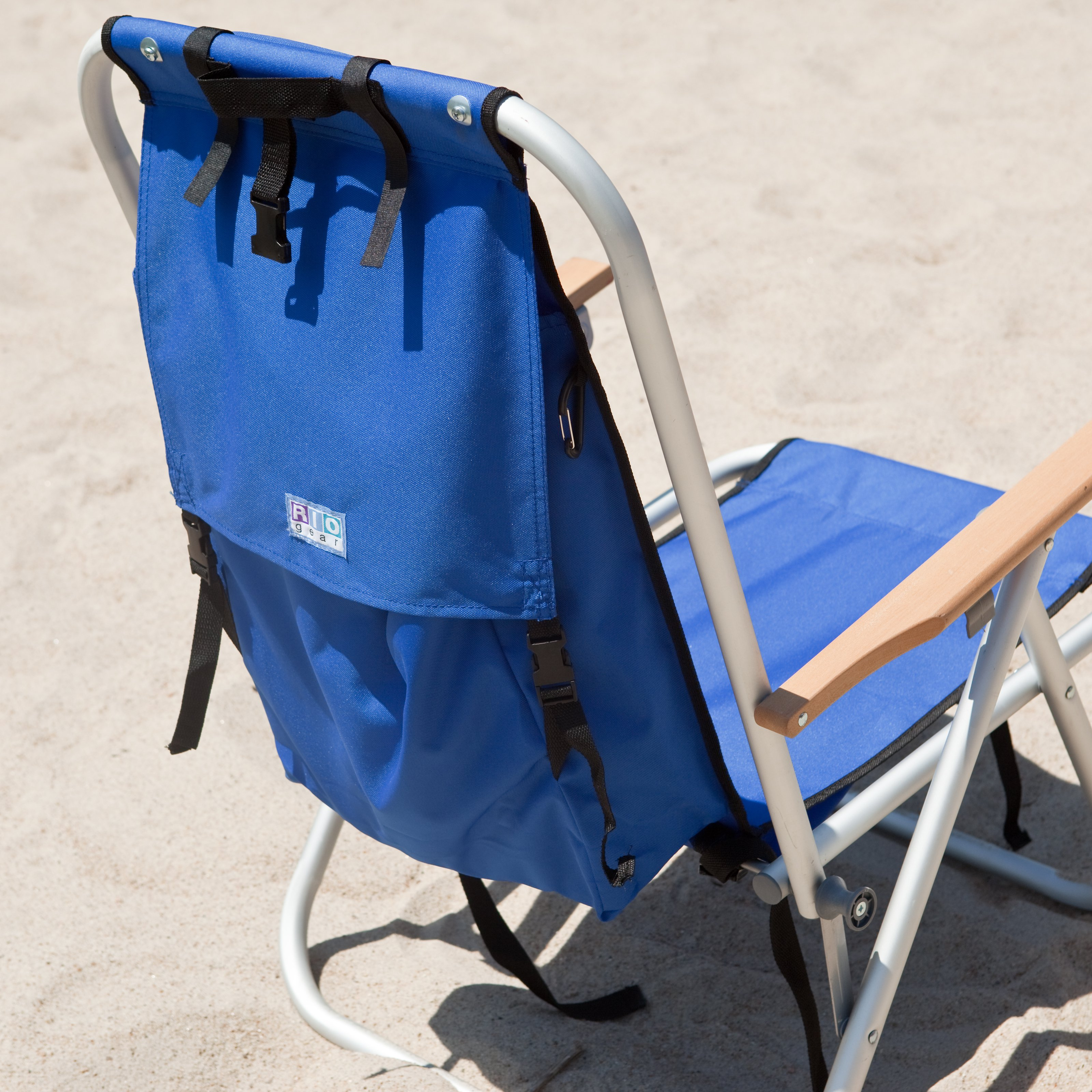 back pack beach chairs barber chair free shipping rio wearever steel hi backpack walmart com