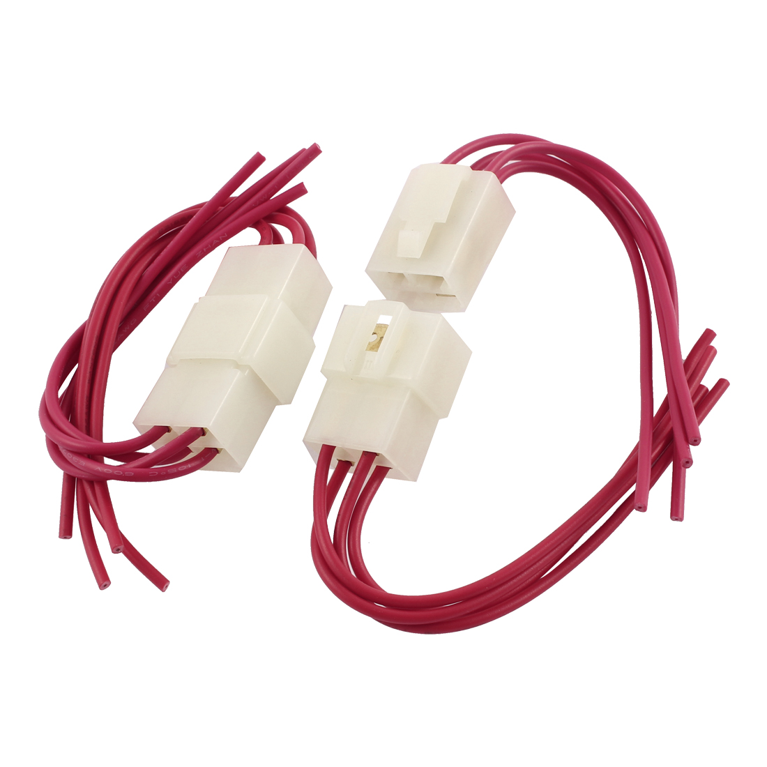 small resolution of car audio radio stereo wiring harness 4 pin wire adapter connectors car stereo wiring harness 2006