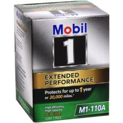 Walmart Chairs Camping Henredon Dining Room Mobil 1 M1-110a Extended Performance Oil Filter - Walmart.com