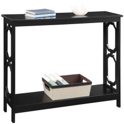Narrow Sofa Tables Black Small Grey Dfs Console Table Entryway Hallway Accent Stand