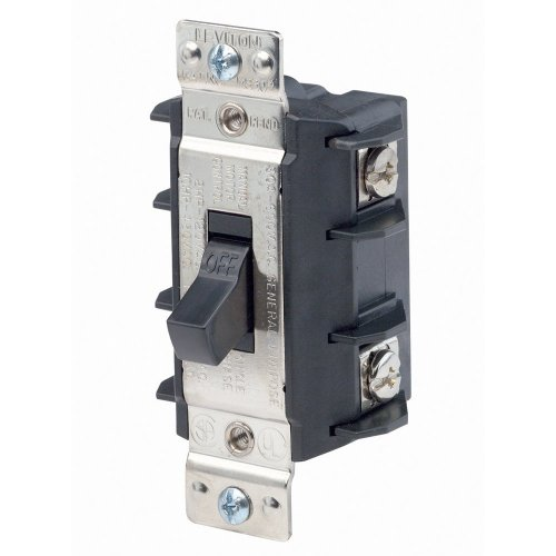 small resolution of ms302 ds 30 amp 600 volt double pole single phase ac motor starter suitable as motor disconnect industrial grade non grounding black by leviton ship