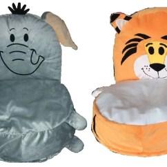 Stuffed Animal Chair Back Support Desk Flipazoo Plush 2 In 1 Kids Multiple Options Walmart Com