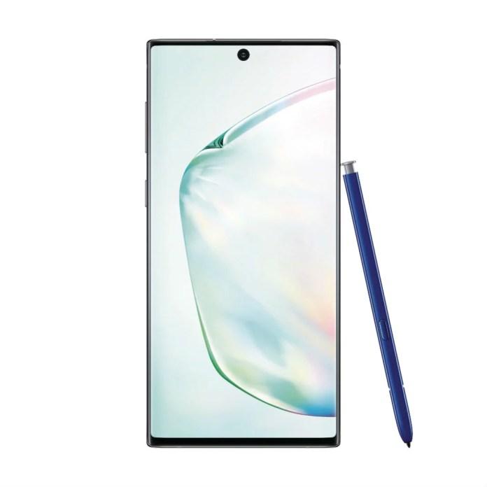 At T Samsung Galaxy Note10 5g 256gb Aura Glow Upgrade Only Walmart Com Walmart Com