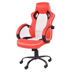 Computer Chair For Gaming Glider Patio Chairs Costway Race Car Style Bucket Seat Office Desk High Back Walmart Com