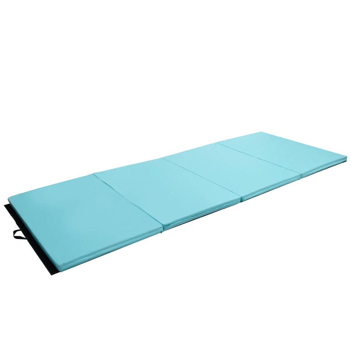 4 X10 X2 Gymnastics Mat Thick Folding Panel Aerobics
