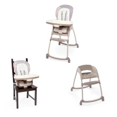 Ingenuity High Chair Pvc Adirondack Chairs Trio 3 In 1 Piper Walmart Com