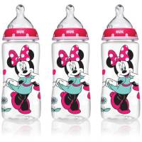 NUK 62048 Disney Baby Bottle with Perfect Fit Nipple, 10 ...