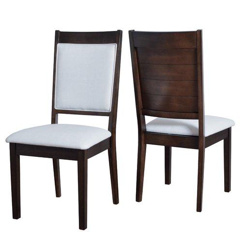 fire retardant chairs burlesque chair dance moves latitude run pickett ladder upholstered dining set of 2 walmart com