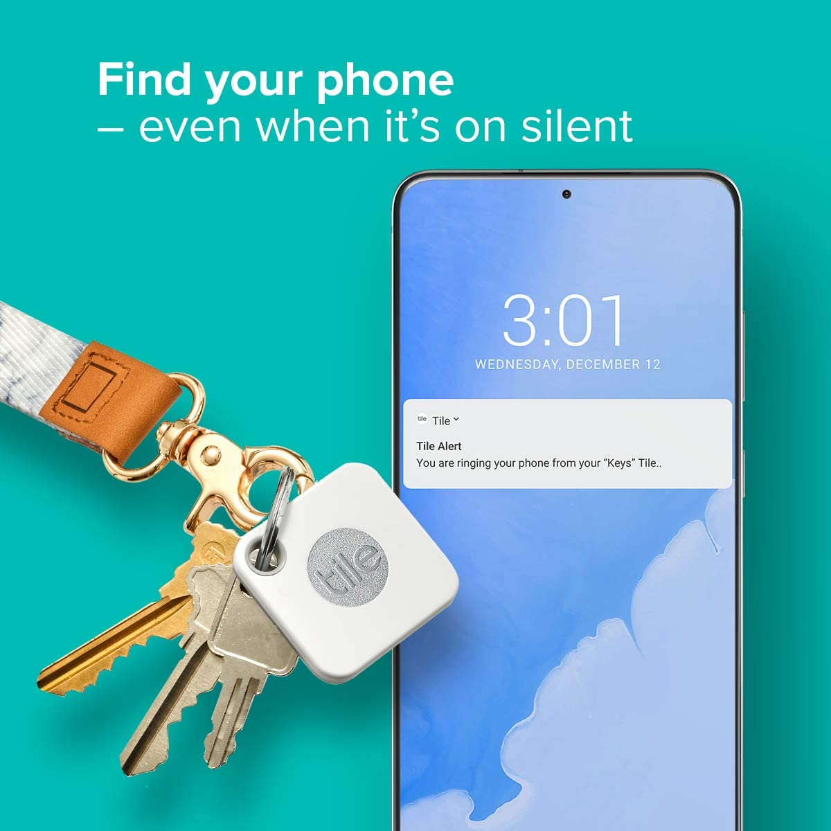 tile mate 2020 2 pack bluetooth tracker keys finder and item locator for keys bags and more water resistant with 1 year replaceable battery