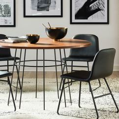 Kitchen Table And Chairs With Wheels Cheap Ergonomic Chair Dining Furniture Walmart Com Bring Home From Our Line Of Modern Designs