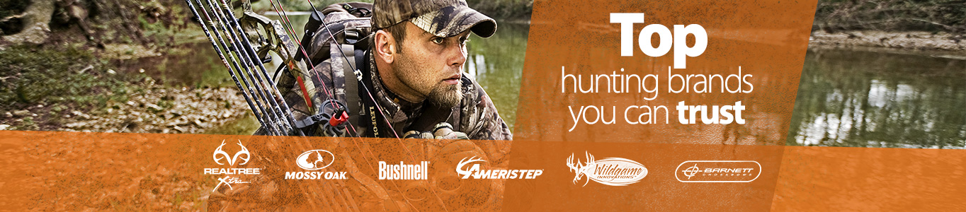 Hunting Gear for Deer Hunting Duck Hunting and more