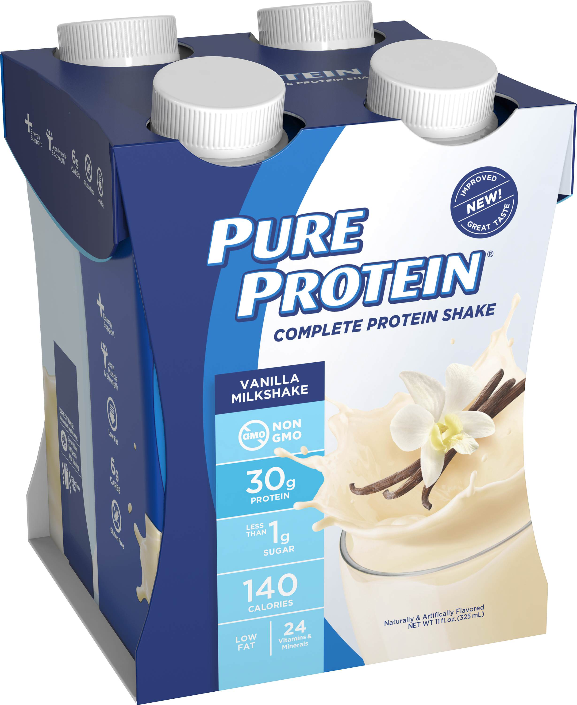 Good protein shakes for weight loss at walmart
