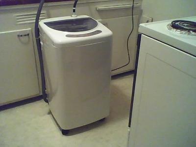 haier 1 0 cubic foot portable washing machine hlp21n