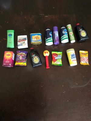 Mini Brands 5 Below : brands, below, Surprise, Brands, Mystery, Capsule, Collectible, Walmart.com