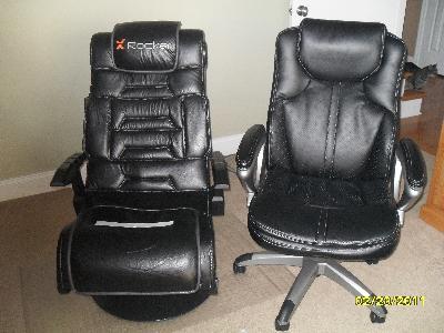 x rocker pro pedestal gaming chair home theatre chairs series wireless black 51396 walmart com